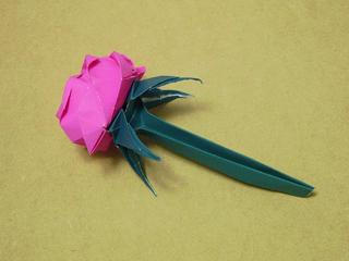 Simple Origami Rose Tutorials for Android - APK Download | 240x320